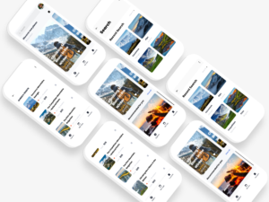 ronnystudio-adventureapp-with-recyclerview-cardview-inandroid-using-androidstudio